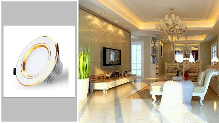 Cách nhận biết đèn LED âm trần loại nào tốt là bạn nên lựa chọn những thương hiệu đèn có uy tín trên thị trường. Như thế sẽ đảm bảo được những sản phẩm chất lượng cho công trình của bạn