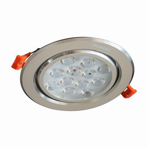 Đèn LED âm trần Duhal 12W SDFA212