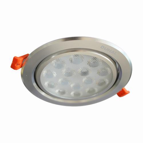 Đèn LED âm trần Duhal 15W SDFA215