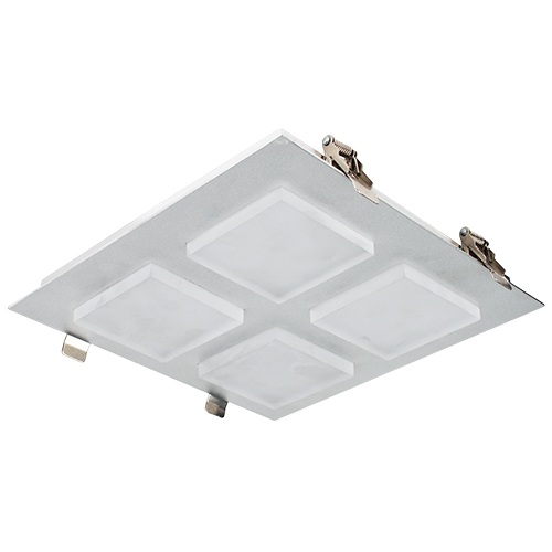 Đèn LED âm trần Duhal 16W SDGS216A