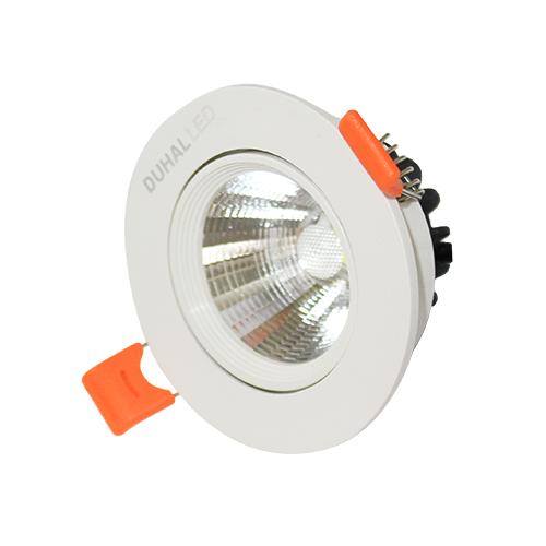 Đèn LED âm trần Duhal 18W DFA118