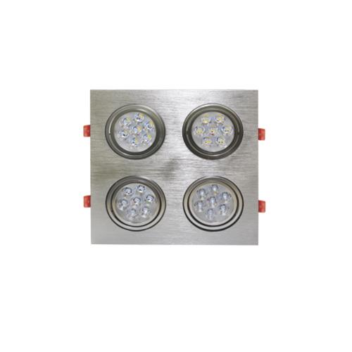 Đèn LED âm trần Duhal 28W SDFC208