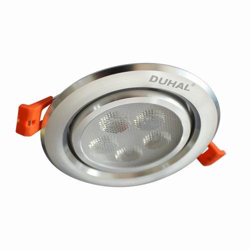 Đèn LED âm trần Duhal 5W SDFA205