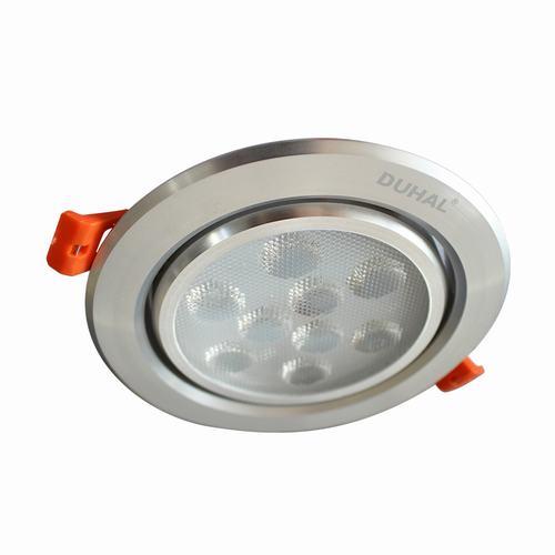 Đèn LED âm trần Duhal 9W SDFA209