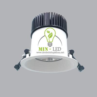 Đèn Led âm trần MPE 12W chống thấm