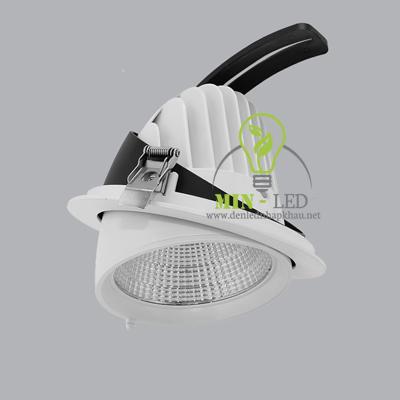 Đèn Led âm trần MPE 12W điều chỉnh