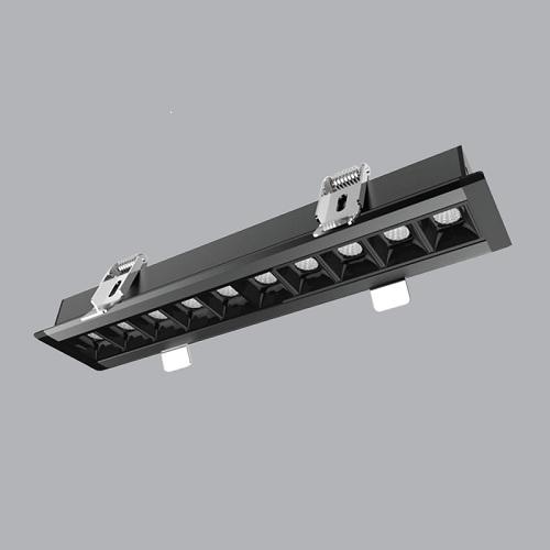 Đèn LED âm trần MPE 20W RLS-10