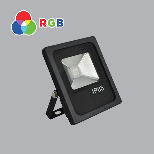 Đèn LED pha MPE 10W FLD-10RGB