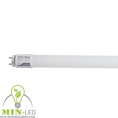Bóng đèn Led tube 10W T8 0.6m thủy tinh bọc nhựa
