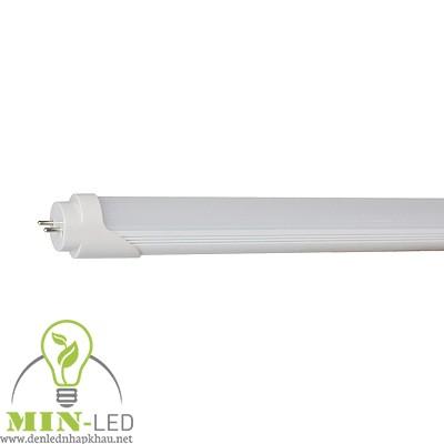 Bóng đèn Led tube 18W T8 1.2m đầu đèn xoay