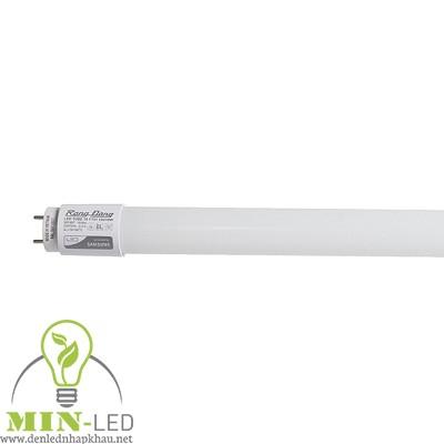Bóng đèn Led tube 18W T8 1.2m thủy tinh bọc nhựa