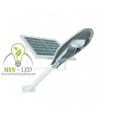 Đèn đường Led Duhal 100W năng lượng mặt trời