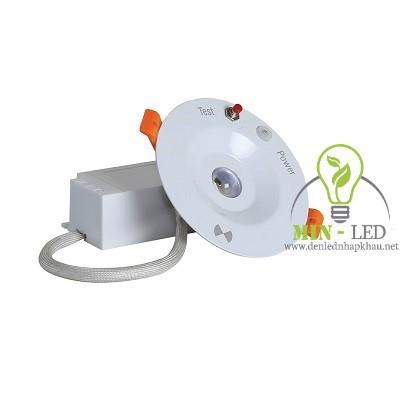 Đèn led âm trần khẩn cấp Rạng Đông 5W BD-AT07L-KC