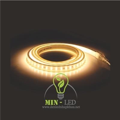 Đèn led dây Duhal 6W ánh sáng vàng - 1 dòng led 6W/M LDV02