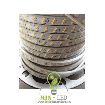 Đèn led dây TLC 8W ba 3 hàng LED 2835