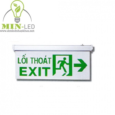 Đèn led Exit Kentom KT700