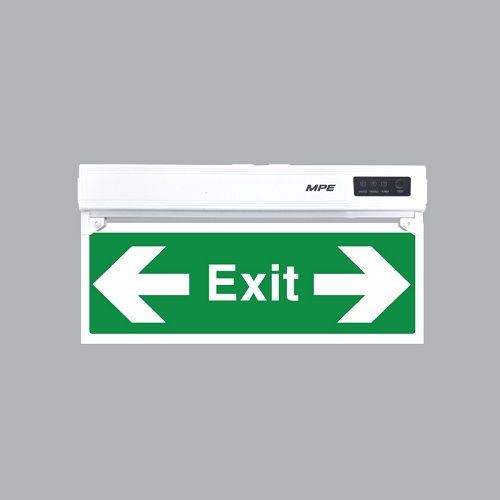 den-led-exit-mpe-3w-2-mat-ex2lr