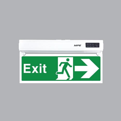 den-led-exit-mpe-3w-mot-mat-phai-exr
