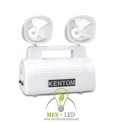 Đèn led khẩn cấp Kentom 3W KT-403