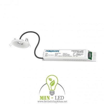 Đèn led khẩn cấp Paragon 3W PEMF3RC-G2