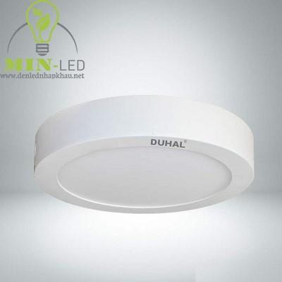 Đèn Led panel Duhal 12W nổi DGT012N