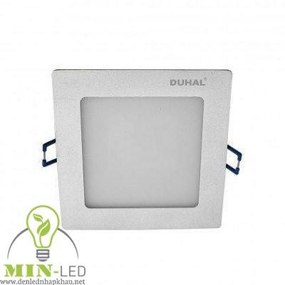 Đèn Led panel Duhal 12W vuông SDGV512