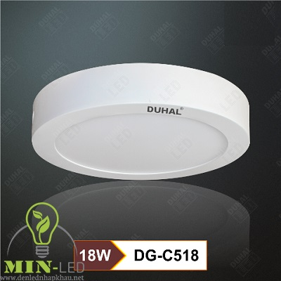 Đèn Led panel Duhal 24W SDGC524