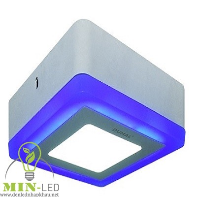 Đèn Led panel Duhal màu 3W DGB503B