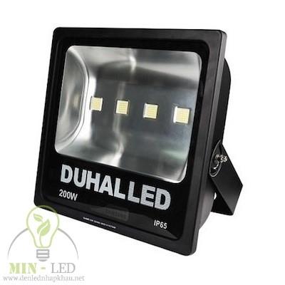 Đèn Led pha Duhal 200W SDJ-A200