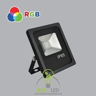 Đèn Led pha MPE 20W FLD-20RGB