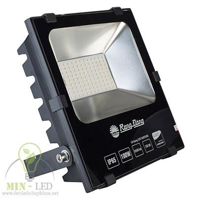 Đèn Led pha Rạng Đông 100W D-CP06L-100W