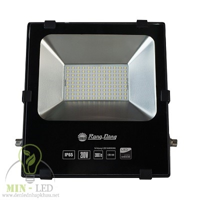 Đèn Led pha Rạng Đông 200W D-CP03L/200W