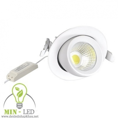 Đèn Led rọi ray âm trần Điện Quang 10W LEDRSL03 10727