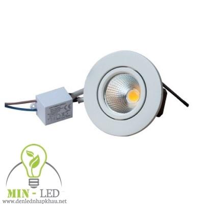 Đèn Led rọi ray Điện Quang 3W LEDRSL12 03730