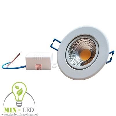 Đèn Led rọi ray Điện Quang 5W LEDRSL02 05730