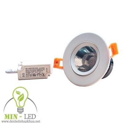 Đèn Led rọi ray Điện Quang 7W LEDRSL15 07730-V01