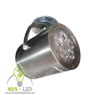 Đèn Led rọi ray Duhal 5W SDIB801
