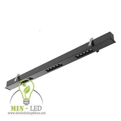Đèn Led rọi ray MPE Linear gắn trần 30W