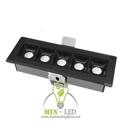 Đèn Led rọi ray MPE Linear MPE 10W