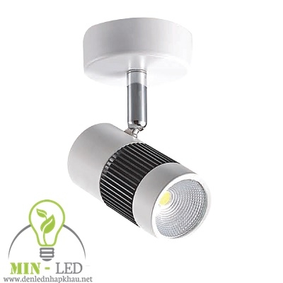 Đèn Led rọi ray thanh trượt Điện Quang 8W LEDTSL01 08740