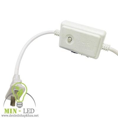 Điều khiển đèn led dây TLC đổi màu nhiều màu 7 màu