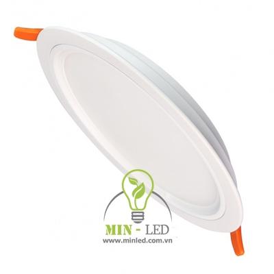 Đèn LED âm trần Duhal
