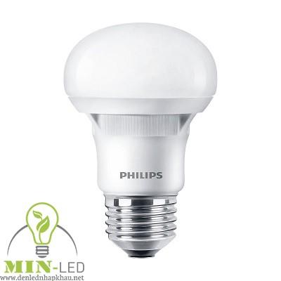 Đèn led Bulb Philips 8W E27 6500K/3000K 230V A60