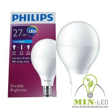 Đèn led Bulb Philips HiLumen 27W-200W A110