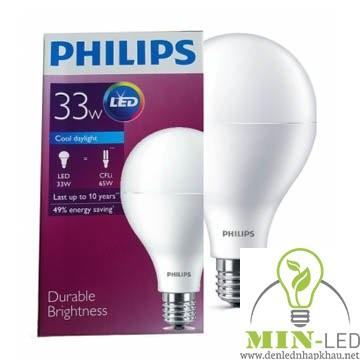 Đèn led Bulb Philips HiLumen 33W A110