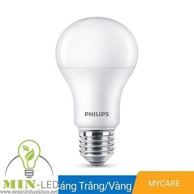 Đèn led Bulb Philips MyCare 8W E27 1CT/12 APR