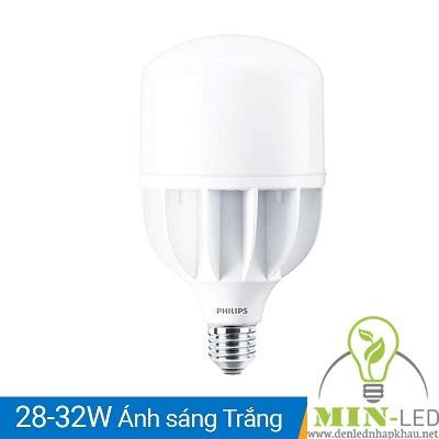 Đèn led Bulb Philips TForce Core HB 30W E27