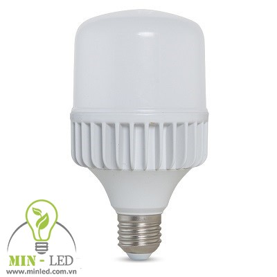 Đèn led Bulb Rạng Đông 30W trụ nhôm đúc LED-TR80/30W