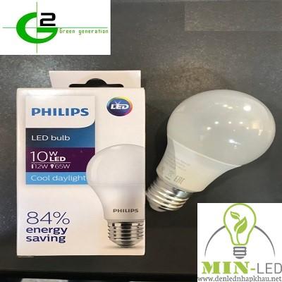 Đèn led Buld Philips 10W E27 HV 1PF/20 GMGC