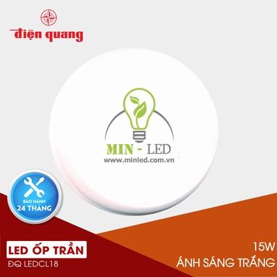 Đèn LED ốp trần Điện Quang